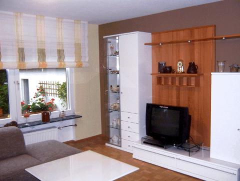Wohnzimmer nachher raumausstattung ebert - Raumausstattung wohnzimmer ...
