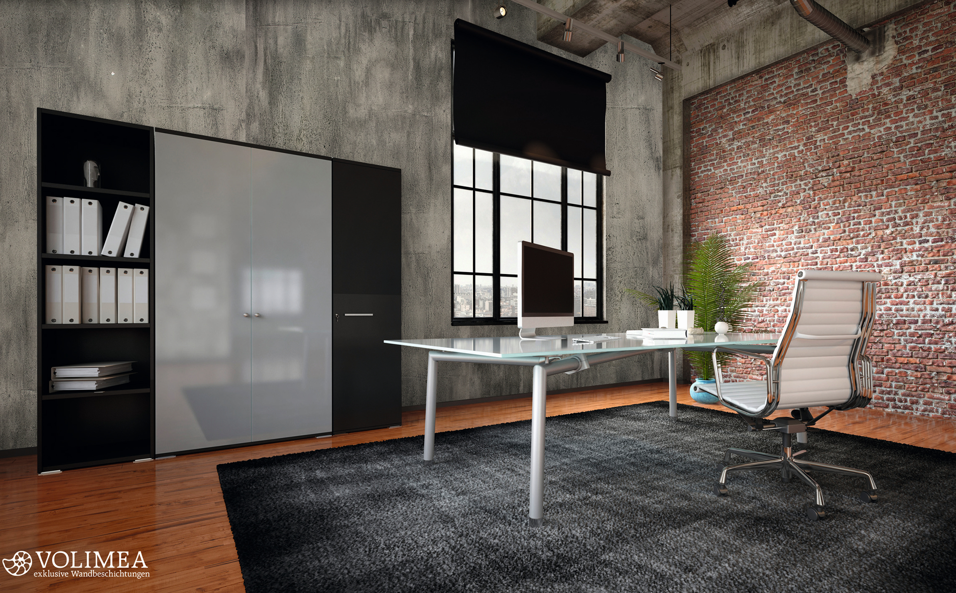 betontapete raumausstattung ebert. Black Bedroom Furniture Sets. Home Design Ideas