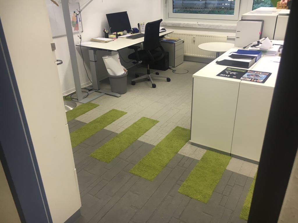Teppichbodenfliesen Ebert Raumausstattung
